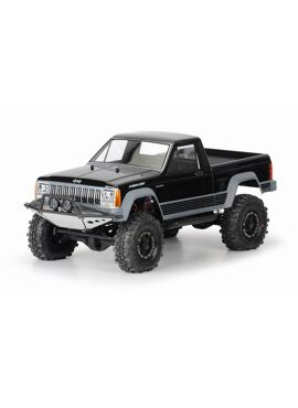 Jeep Comanche Full Bed Clear Body 12.3