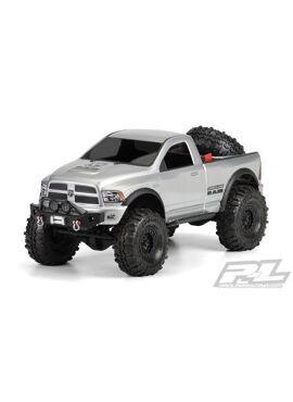 RAM 1500 Clear body for 1:10 Scale Crawlers