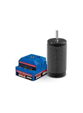 MXL-6s Brushless Power System waterproof (incl MXL6-S+2200)