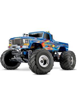 TRAXXAS Big Foot Classic 1-10th Monstertruck RTR