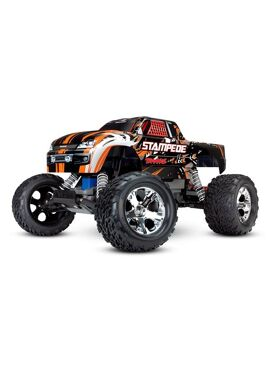 TRAXXAS Stampede RTR 2,4Ghz (incl. battery and charger)