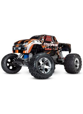 Traxxas Stampede RTR 2.4GHz (no battery and charger)