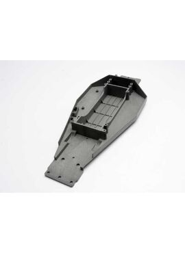 Lower chassis (grey), TRX3722A