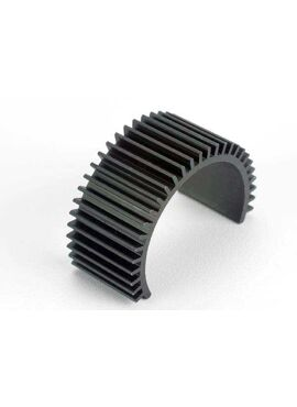 Motor heat sink (fined aluminum), TRX3822