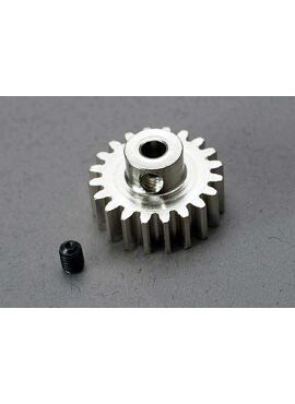 Gear, 20-T pinion (32-p) (mach. steel)/ set screw