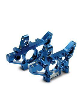 Bulkheads, rear (machined 6061-T6 aluminum) (blue)(l&r) (req