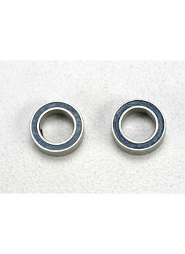 Ball bearings, blue rubber sealed (5x8x2.5mm) (2), TRX5114