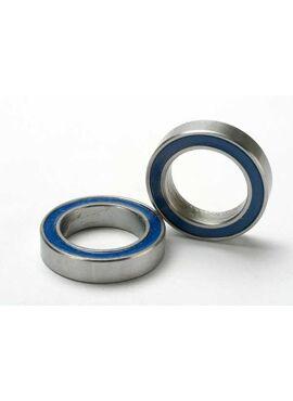 Ball bearings, blue rubber sealed (12x18x4mm) (2), TRX5120
