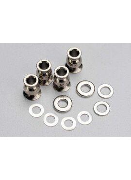 Shim set, 3x7x1mm (2), 3x6x0.5mm (4), 3x7x2mm (2)/ hollow ba, TRX5529