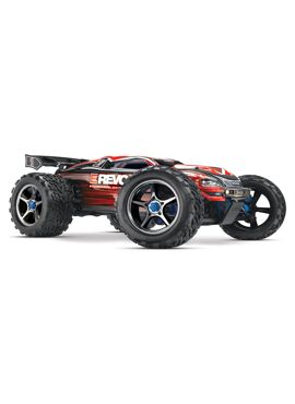 Traxxas E-Revo Brushless 2.4GHz TSM (no battery and charger)