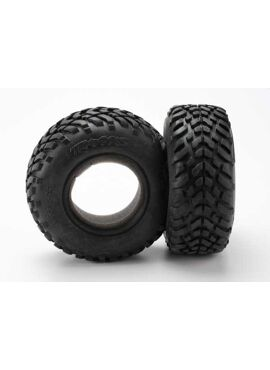 Tires, Ultra soft, S1 compound for off-road racing, SCT dua, TRX5871R