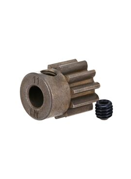 Gear, 11-T pinion (1.0 metric pitch) (fits 5mm shaft)/ set s
