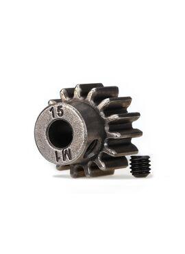 Gear, 15-T pinion (1.0 metric pitch, 20> pressure angle) (fi
