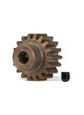 Gear, 18-T pinion (1.0 metric pitch, 20> pressure angle) (fi