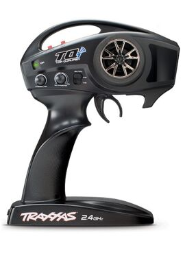 TQi 2.4 GHz High Output radio only, 2-ch trx link enabled, TRX6528
