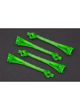 Led Lens, Green (4) Led Light Pipes, Gree, TRX6654