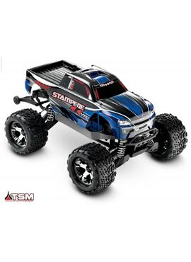 Traxxas Stampede 4x4 BT opti brushless No charger & battery