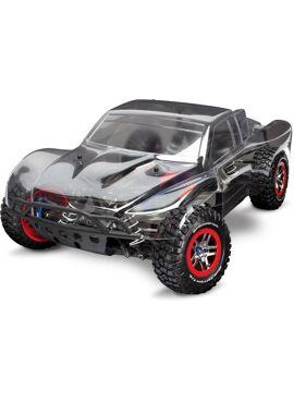 Traxxas Slash 4x4 Low CG Chassis Platinum