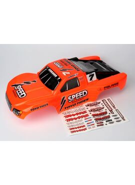 Body, Slash 4X4, Robby Gordon (painted, decals applied) (fit