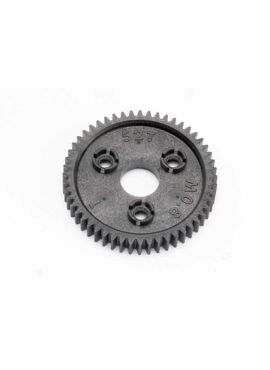 Spur gear, 52-tooth (0.8 metric pitch, compatible with 32-pi