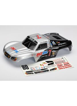 Body, Scott Douglas/Mike Oberg, 1/16 Slash (painted, decals