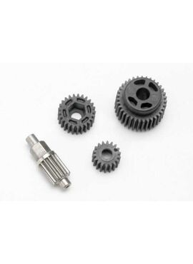 Gear set, transmission (includes 18T, 25T input gears, 13T i, TRX7093