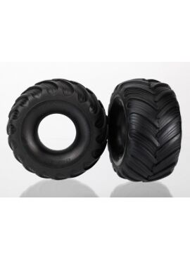 Tires, Monster Jam replica, dual profile (1.5 outer and 2, TRX7267