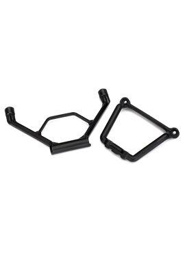Bumper mount, front/ bumper support, TRX7733