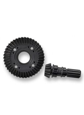 RING GEAR, DIFF/PINION GEAR DIFFERENTIAL (MACHINED, SPIRAL