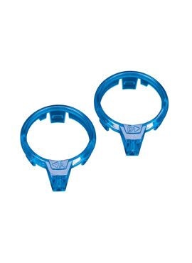 LED lens, motor, blue (left & right)