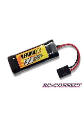 Traxxas Mini 1/16 Pack, 7.2V, 1500mAh (new!) NiMH, Yellow RC