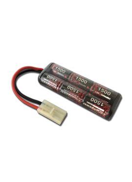 Tamiya Mini 1/16 Pack, 7.2V, 1500mAh (new!) NiMH, Yellow RC
