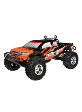 Mammoth XP 1/10 monster truck brushless