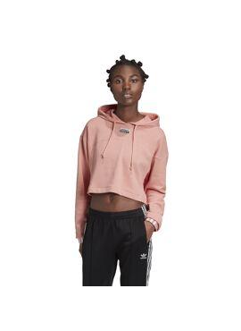 Adidas - Cropped hoodie