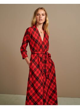 BELLEROSE DRESS ACRYL