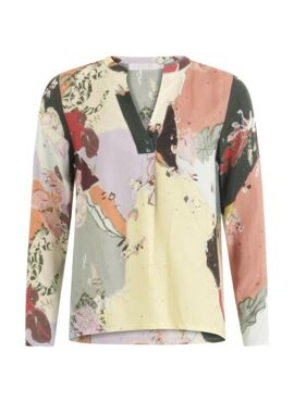 COSTER BLOUSE LONG SLEEVES