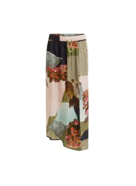 COSTER SKIRT MOUNTAIN COLLAGE