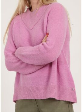 COSTER SWEATER HIGH NECK