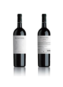 Vinedos Bodegas Xenysel Monastrell Crianza