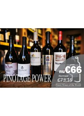 Pinotage Power
