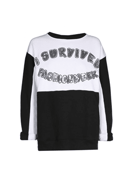 Survived sweater