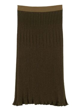 Aulaxis knitted skirt