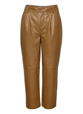 Ali leather culotte