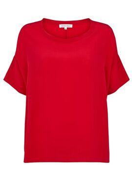 Tonga silk blouse