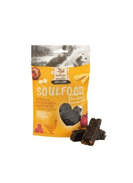 Soulfood Bars Chicken, Parsnip & Beetroot 5 st.
