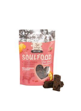 Soulfood Bars Beef, Pumpkin & Cranberry - 5 st.