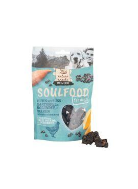 Soulfood Bites, Kip, Zoete Aardappel en vlierbes