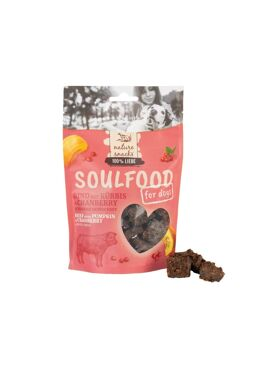 Soulfood Bites Beef, Pumpkin & Cranberry