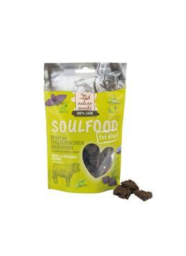 Soulfood Bites Beef & Italian Herbs 130 g.