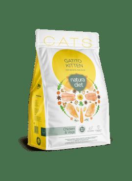 Natura Diet Cats - Kitten
